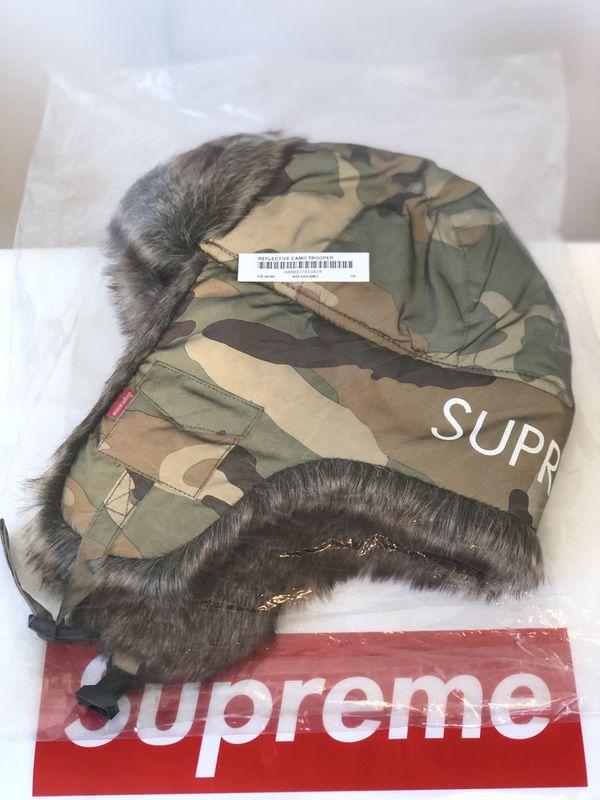 189efa05c Supreme Reflective Camo Trooper for Sale in Carson, CA - OfferUp