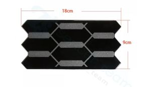 Photo OEM {contact info removed} For TOYOTA 1620 Tacoma TRD PRO Grill Garnish Sensor Cover US