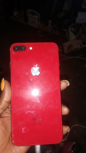 Locked Iphone 8 plus for Sale in Baltimore, MD