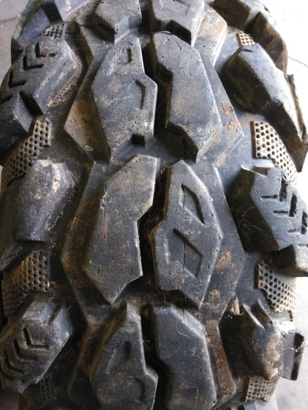 14 Inch Atv Mud Tires Will Trade For Sale In Tulsa Ok
