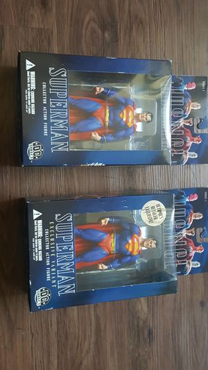 Collecting Action figures (Justice League) for Sale in Moreno Valley, CA