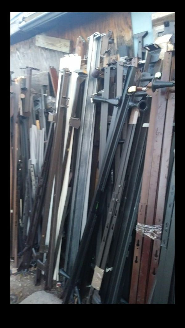 KING SIZE BED RAILS for Sale in Dallas, TX   OfferUp