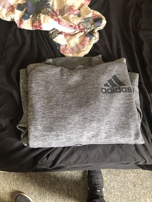 Adidas hoodie and Black Vans for Sale in Martinsburg, WV
