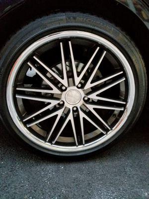 """19"""" ConceptOne Wheel w/Michelin 235/40 R19s for Sale in Ashburn, VA"""