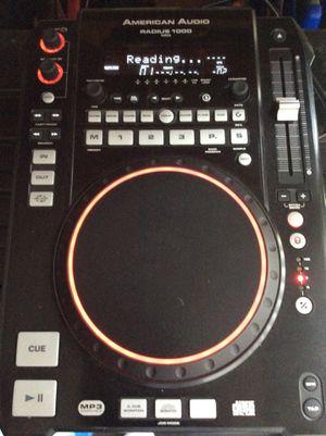 American Audio Radius 1000 CDJ Midi for Sale in Fairfax, VA