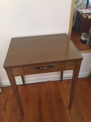 Vintage table with drawer for Sale in Washington, DC