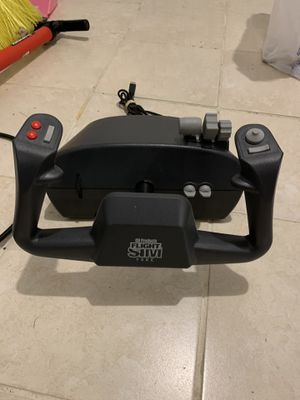 CH Products Flight Sim Yoke USB for Sale in Philadelphia, PA