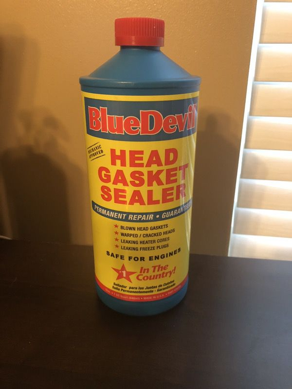 Blue Devil Head Gasket Sealer for Sale in Nashville, TN - OfferUp
