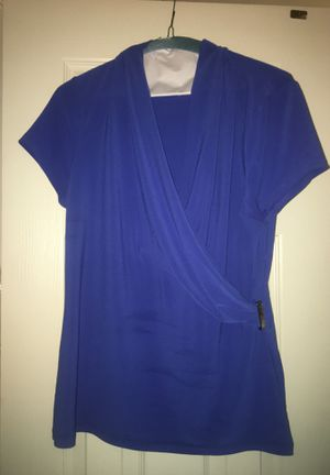 Charter Club: Blue Blouse for Sale in Washington, DC