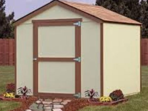 Storage sheds half the price of retailers for Sale in San ...