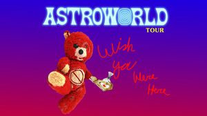 Travis Scott: ASTROWORLD - Wish You Were Here Tour 2 for Sale in Columbus, OH