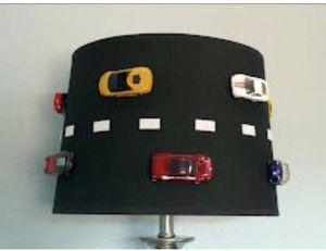 Race car lamp shade for Sale in Mesa, AZ