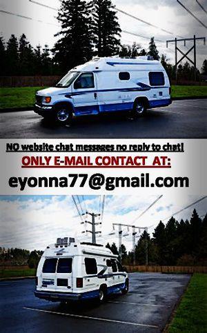 For Sale Ford E350 VAN motorhome full price listed RV for Sale in Philadelphia, PA