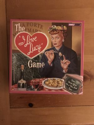 I Love Lucy Board Game for Sale in Glenelg, MD