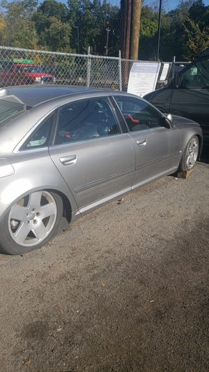 Audi a8 parts car for Sale in Milton, MA