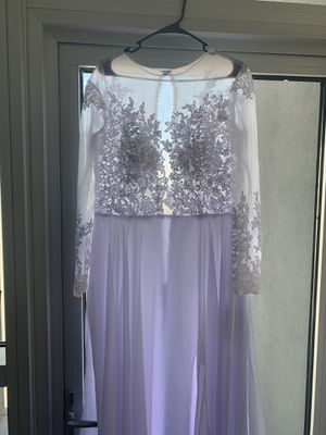 Wedding Dress for sale. Size 12-14, for Sale in Baltimore, MD