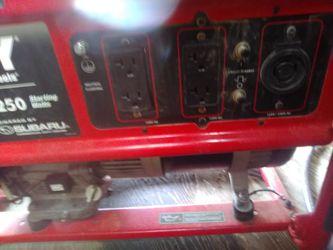 Husky generator 5000 running watts Thumbnail