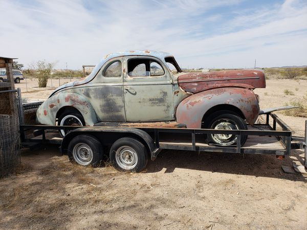 1940 Ford Coupe For Sale In Tonopah Az Offerup