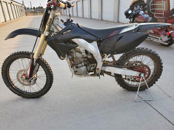 2002 honda crf450r.