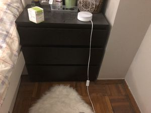 ikea 3-drawer chest for Sale in Washington, DC