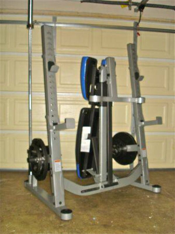 Nautilus foldable weight bench with preacher curl for Sale ...