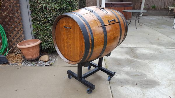Large Wine Barrel Ice Chest Cooler For Sale In Tulare Ca Offerup