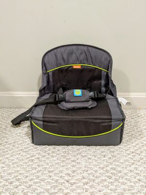 Travel Booster Seat by Brica for Sale in DULLES, VA