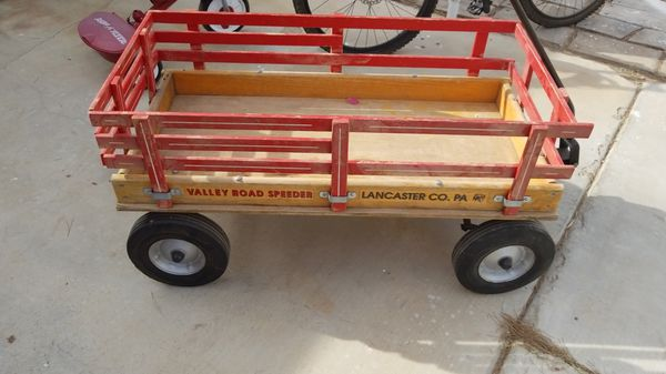 Antique Wagon Valley Road Speeder Good Condition Asking 125 Or