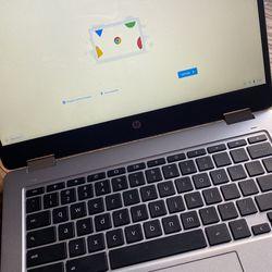 Hp Chrome book Thumbnail