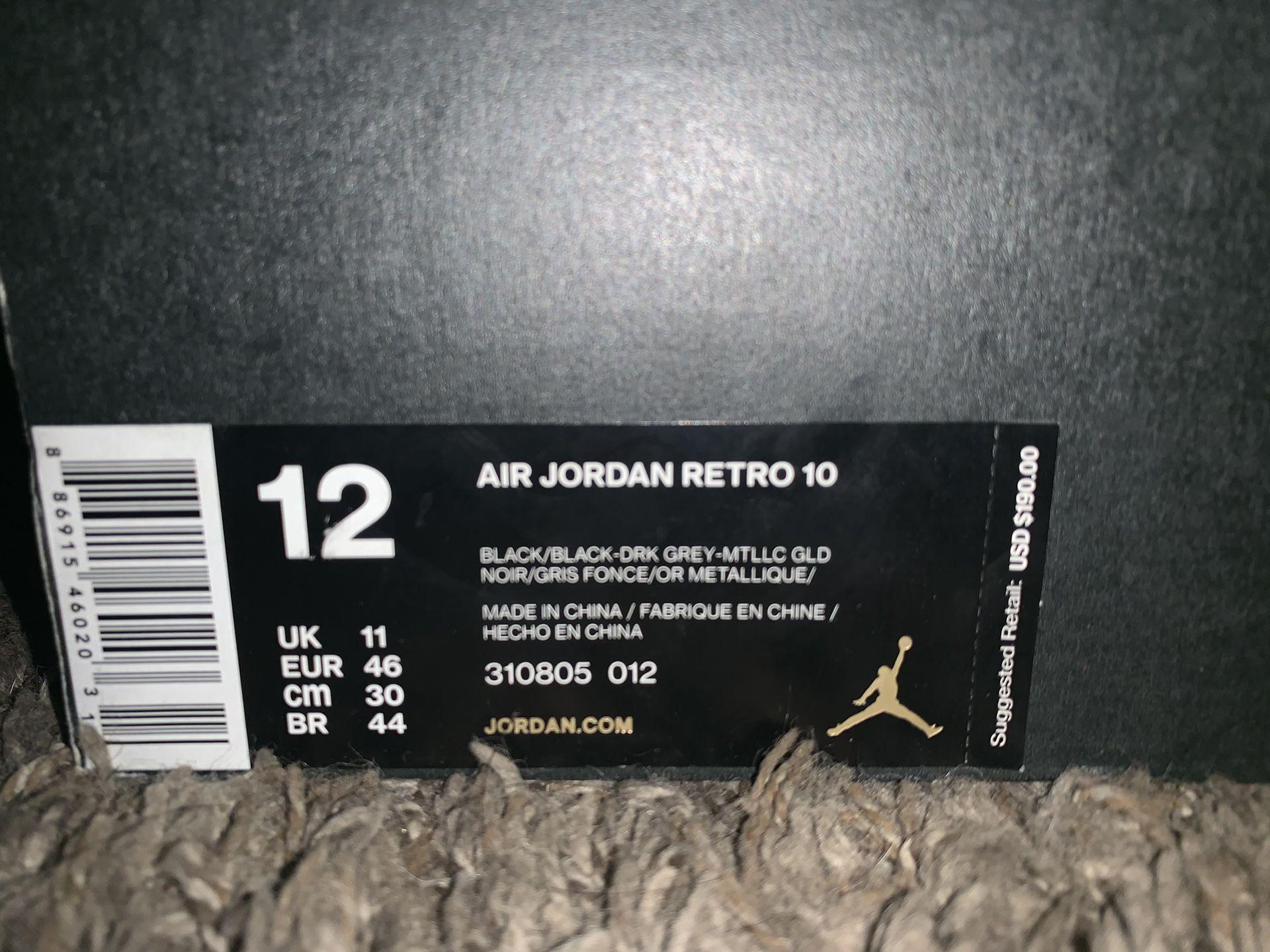 Jordan's 10