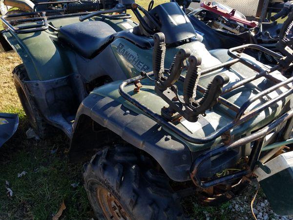 2006 honda rancher 4�4 es