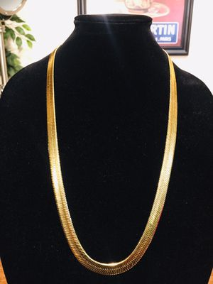 04d63c604883e New and Used Gold chain for Sale in Carlsbad, CA - OfferUp