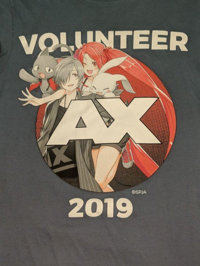 Anime Expo 2019 T-shirt