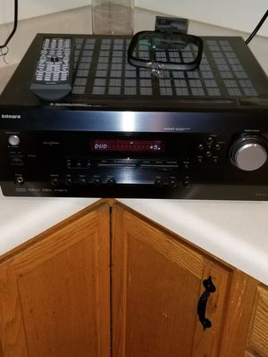 Integra stereo amp for Sale in Gaithersburg, MD