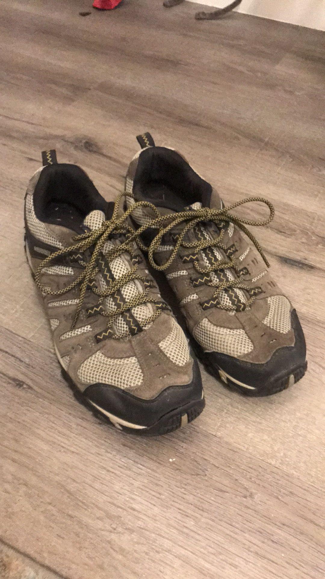 Men's Merrell Hiking Shoes