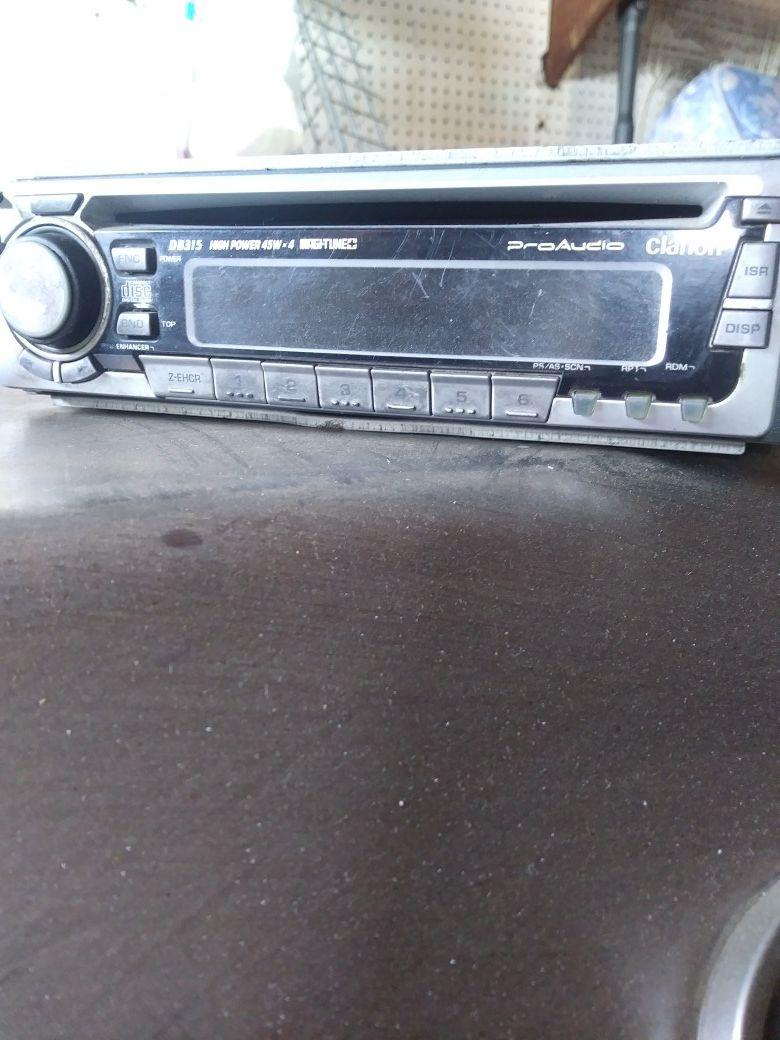 Pro audio car audio