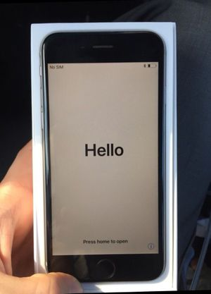 iPhone 6 for Sale in Highland Park, MI
