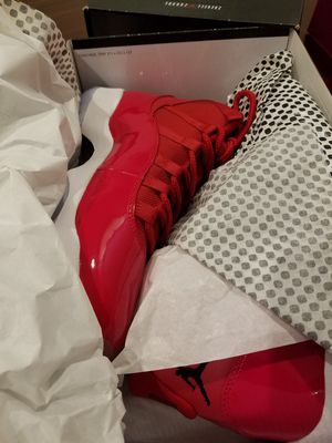 Air Jordan 11 win like 96 size 12 for Sale in Thonotosassa, FL