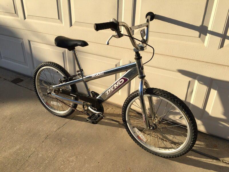 Dyno Auburn Robinson GT Bicycles wallet NOS vintage mid old school BMX Yellow