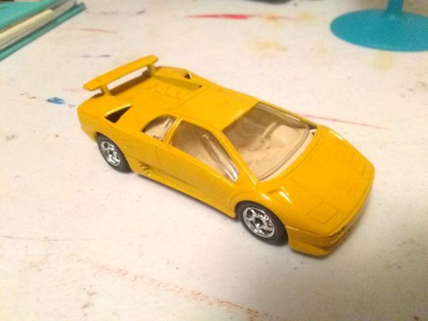 Bburago Lamborghini Diablo 1 43 Scale Diecast Car For Sale In