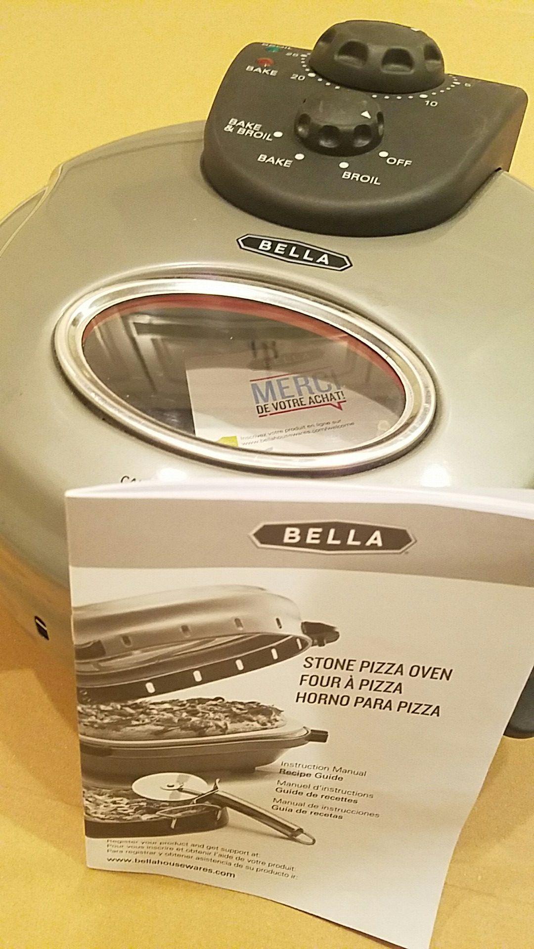 Bella - Stone Pizza Oven