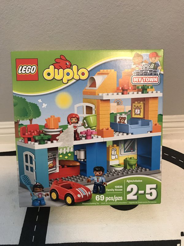 Lego Duplo My Town Family House 69 Pcs For Sale In Lakewood Ca