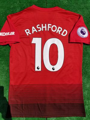 2a18911aa 2018 19 Manchester United soccer jersey Rashford for Sale in Raleigh