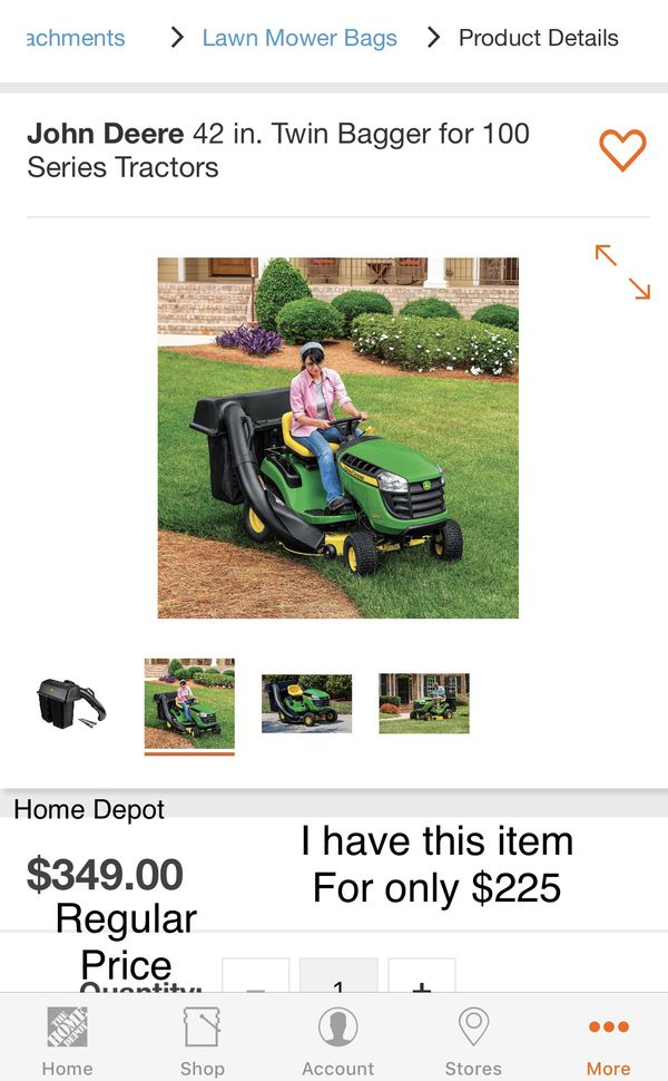 New and Used John deere tractor for Sale in Anaheim, CA