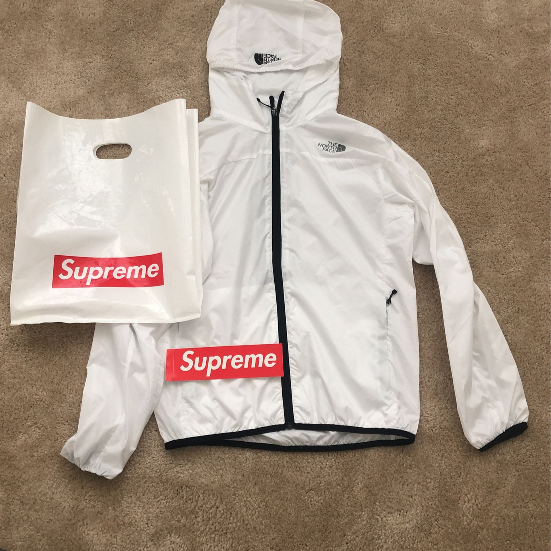 The North Face X Supreme Wind Jacket M