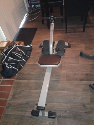 Used Rowing Machine >> New And Used Rowing Machine For Sale Offerup
