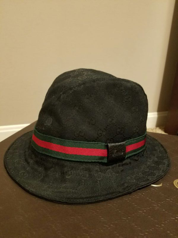 Gucci fedora hat (medium size fc68c1eb3353
