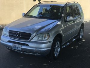 2000 Mercedes ML 430 for Sale in Tacoma, WA