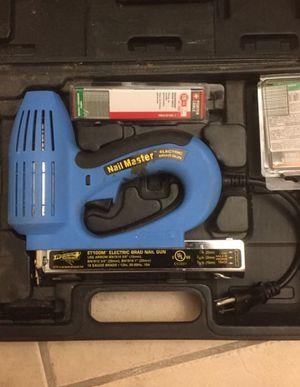 Arrow nail mastered electric gun for Sale in Alafaya, FL