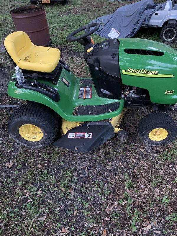 John Deere Lawn Mower For Sale In Wesley Chapel Fl Offerup